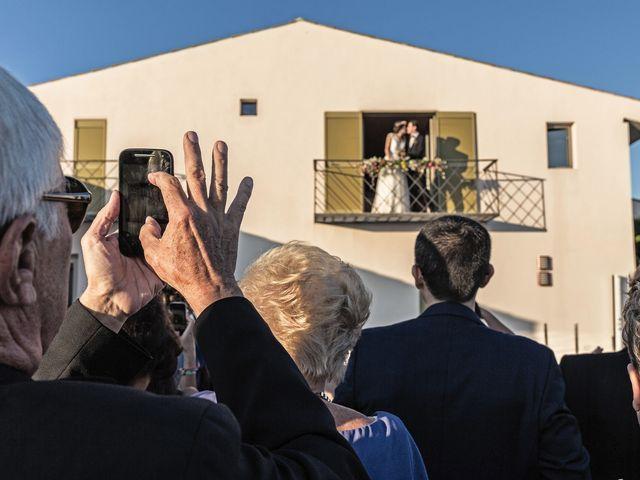 La boda de David y Irene en San Agustin De Guadalix, Madrid 17