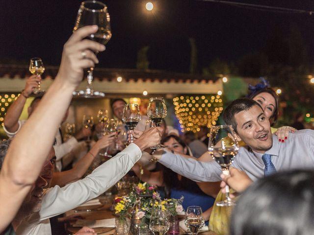 La boda de David y Irene en San Agustin De Guadalix, Madrid 21