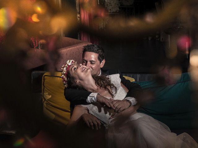 La boda de David y Irene en San Agustin De Guadalix, Madrid 1