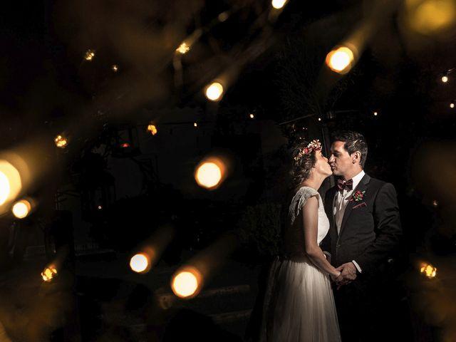 La boda de David y Irene en San Agustin De Guadalix, Madrid 2