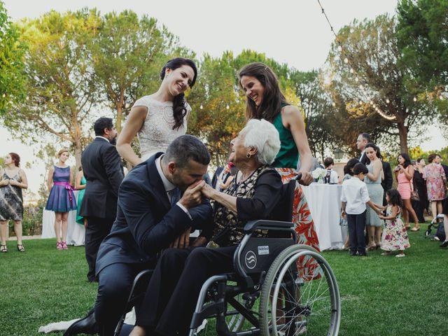 La boda de Fabio y Natacha en Galapagar, Madrid 6
