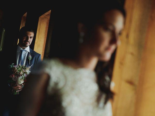 La boda de Fabio y Natacha en Galapagar, Madrid 7