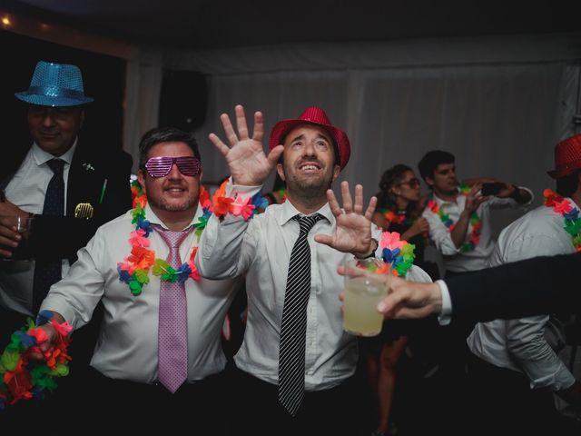 La boda de Fabio y Natacha en Galapagar, Madrid 17