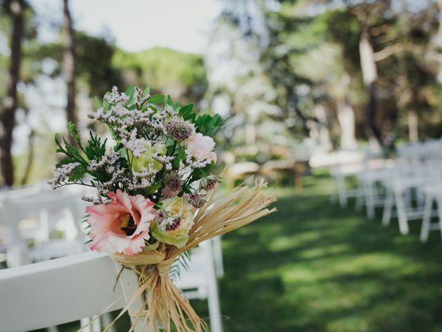La boda de Fabio y Natacha en Galapagar, Madrid 23