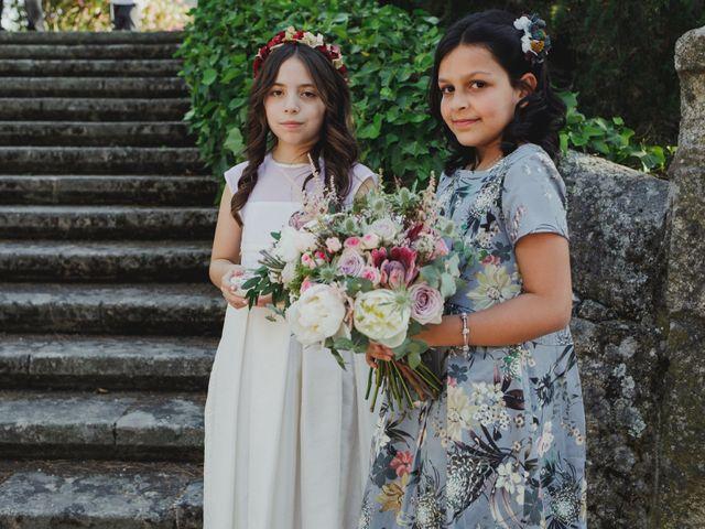 La boda de Fabio y Natacha en Galapagar, Madrid 24