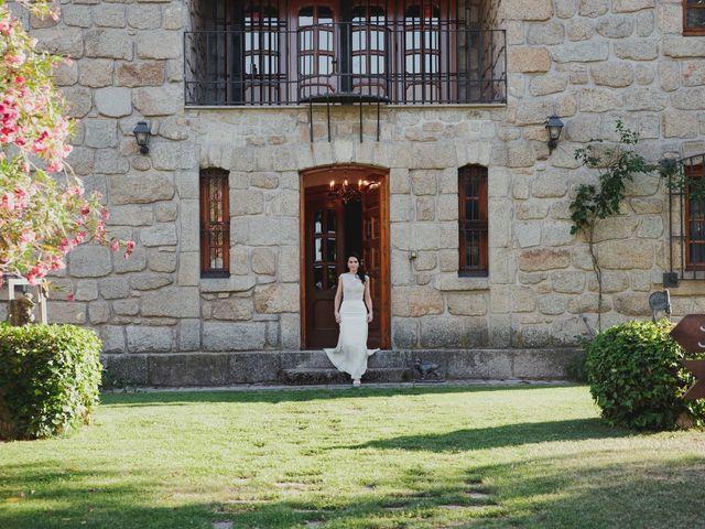 La boda de Fabio y Natacha en Galapagar, Madrid 29