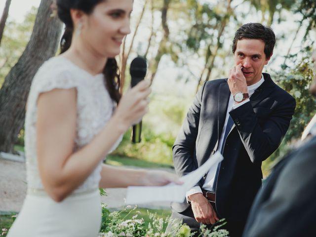 La boda de Fabio y Natacha en Galapagar, Madrid 30