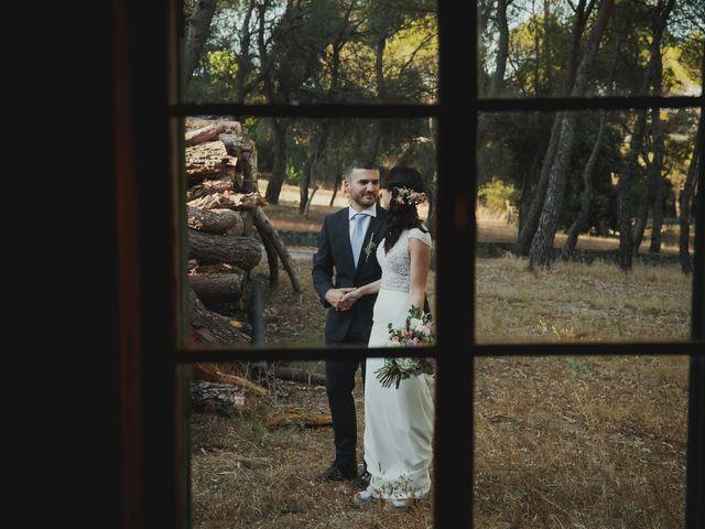 La boda de Fabio y Natacha en Galapagar, Madrid 32