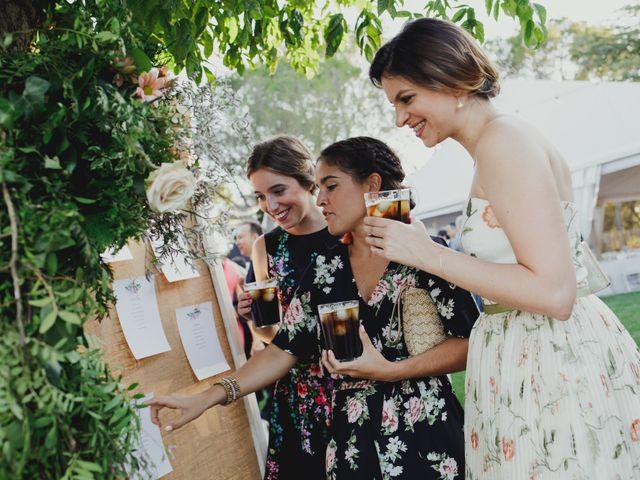 La boda de Fabio y Natacha en Galapagar, Madrid 38