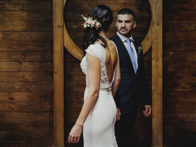 La boda de Fabio y Natacha en Galapagar, Madrid 39