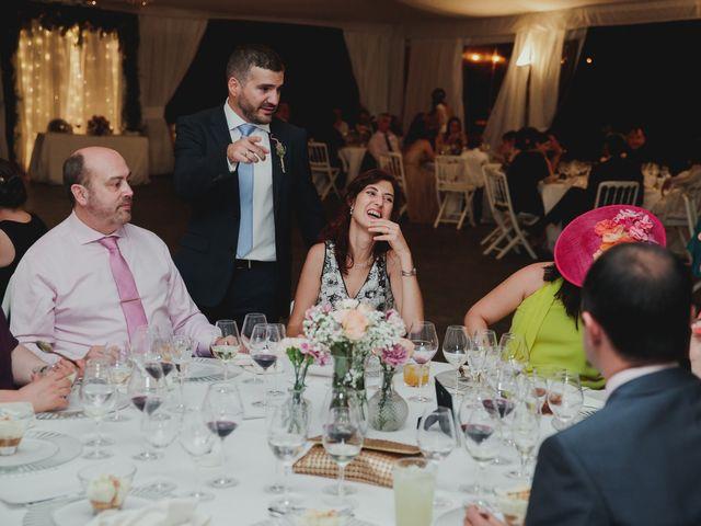 La boda de Fabio y Natacha en Galapagar, Madrid 45