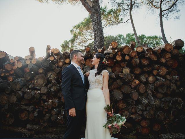 La boda de Fabio y Natacha en Galapagar, Madrid 50
