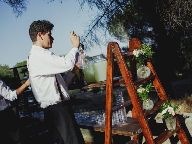 La boda de Fabio y Natacha en Galapagar, Madrid 53