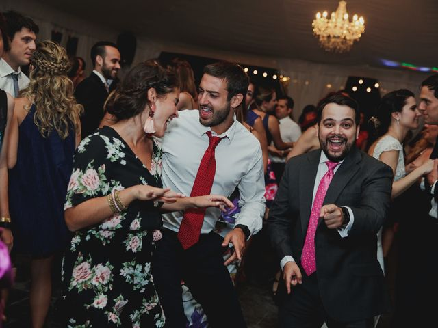 La boda de Fabio y Natacha en Galapagar, Madrid 57
