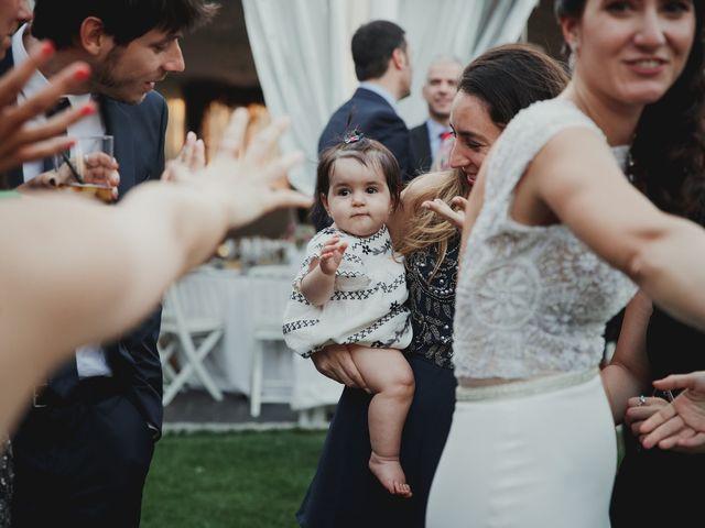 La boda de Fabio y Natacha en Galapagar, Madrid 59