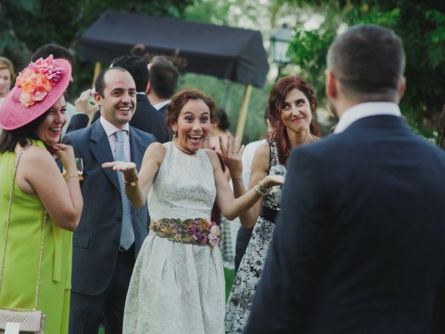 La boda de Fabio y Natacha en Galapagar, Madrid 62