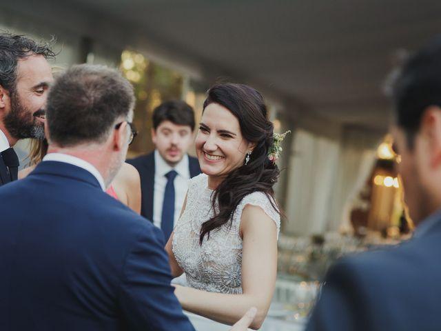 La boda de Fabio y Natacha en Galapagar, Madrid 65