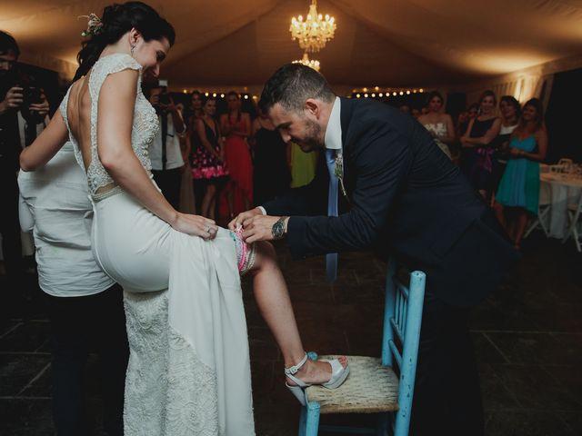 La boda de Fabio y Natacha en Galapagar, Madrid 70
