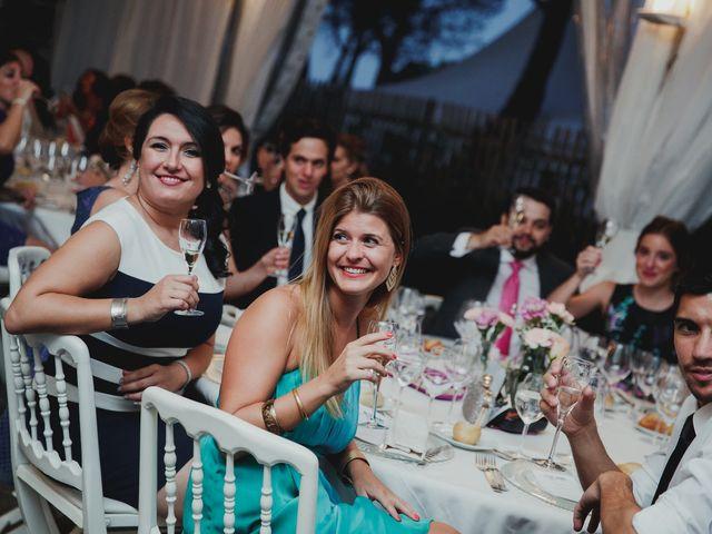 La boda de Fabio y Natacha en Galapagar, Madrid 75