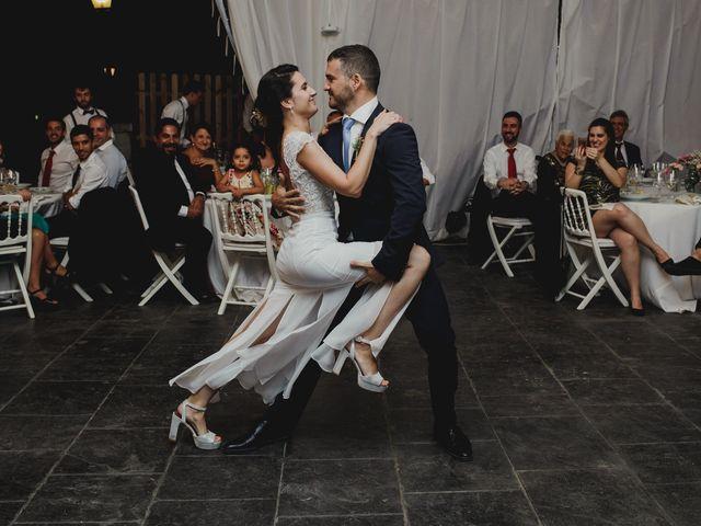 La boda de Fabio y Natacha en Galapagar, Madrid 77