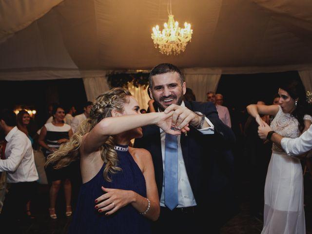 La boda de Fabio y Natacha en Galapagar, Madrid 78