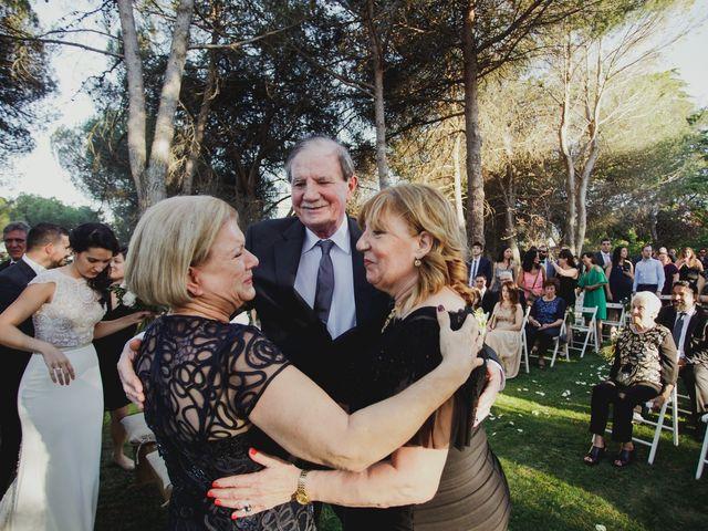 La boda de Fabio y Natacha en Galapagar, Madrid 79