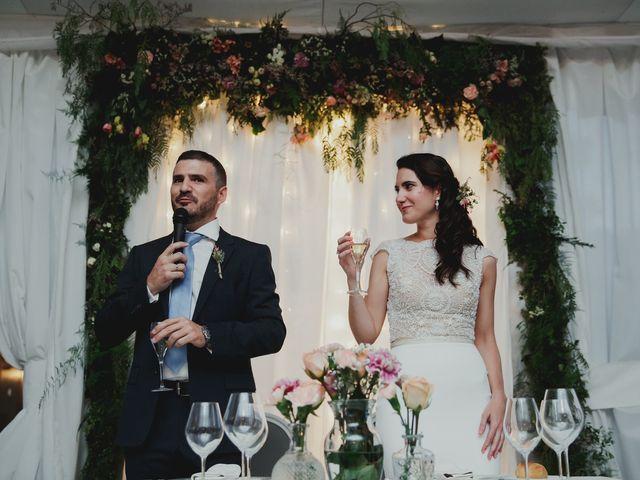 La boda de Fabio y Natacha en Galapagar, Madrid 85
