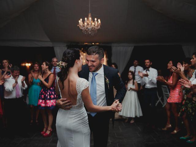 La boda de Fabio y Natacha en Galapagar, Madrid 95