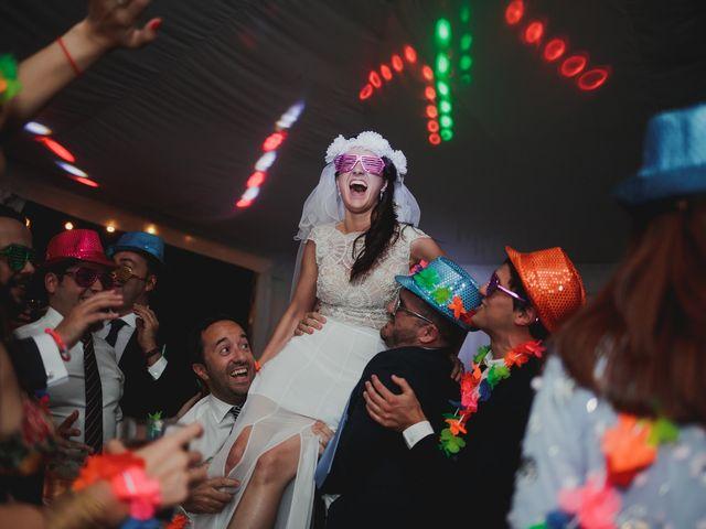 La boda de Fabio y Natacha en Galapagar, Madrid 2