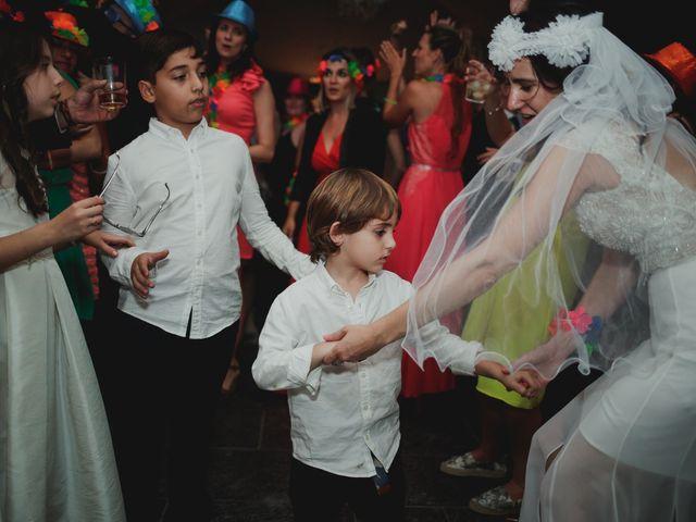 La boda de Fabio y Natacha en Galapagar, Madrid 100