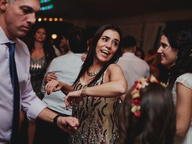La boda de Fabio y Natacha en Galapagar, Madrid 101