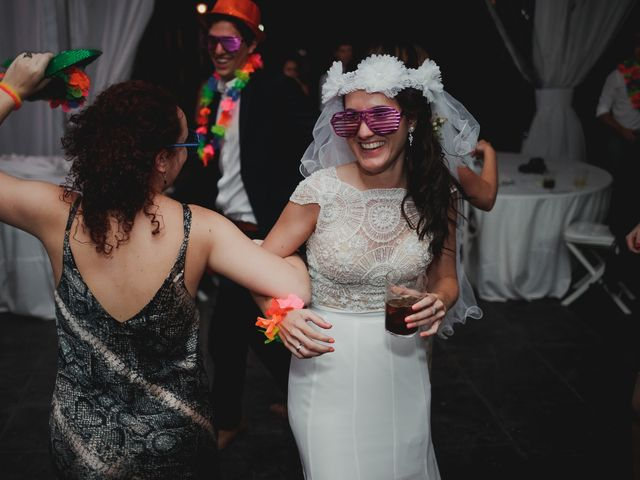 La boda de Fabio y Natacha en Galapagar, Madrid 103