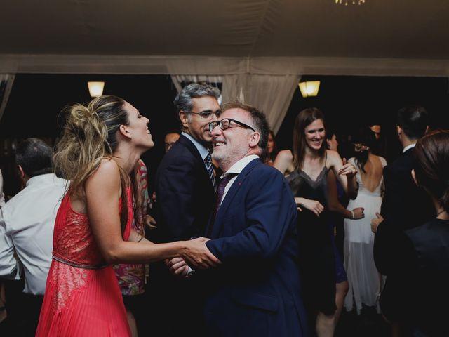 La boda de Fabio y Natacha en Galapagar, Madrid 105