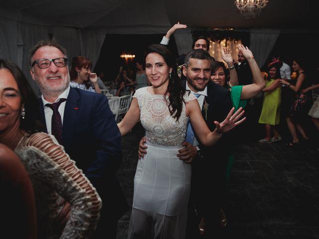 La boda de Fabio y Natacha en Galapagar, Madrid 107