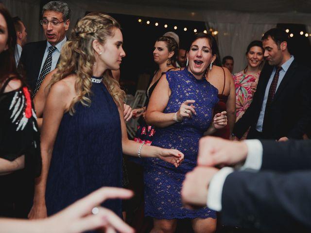 La boda de Fabio y Natacha en Galapagar, Madrid 108