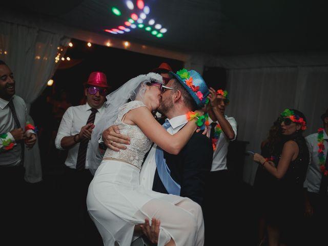 La boda de Fabio y Natacha en Galapagar, Madrid 109