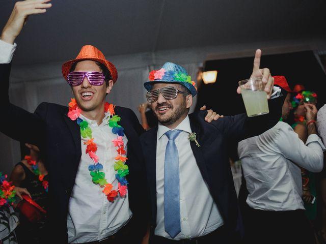 La boda de Fabio y Natacha en Galapagar, Madrid 110