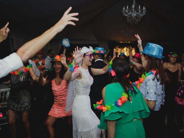 La boda de Fabio y Natacha en Galapagar, Madrid 111