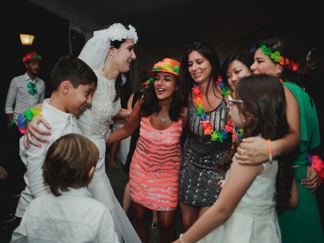 La boda de Fabio y Natacha en Galapagar, Madrid 113