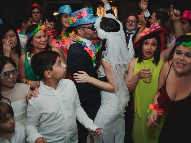 La boda de Fabio y Natacha en Galapagar, Madrid 114