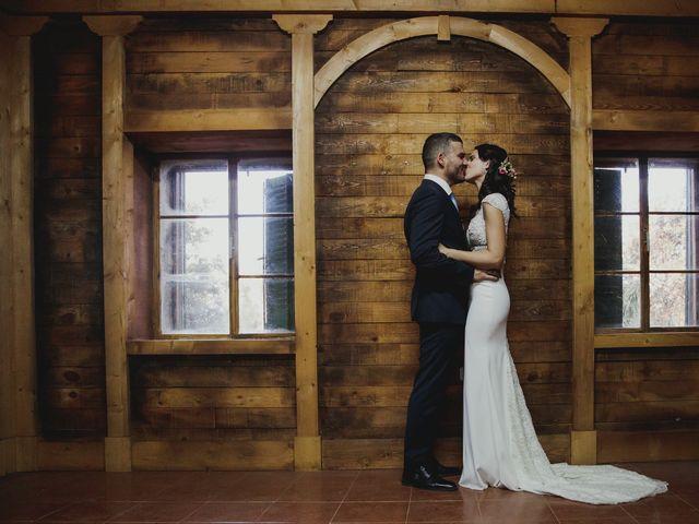La boda de Fabio y Natacha en Galapagar, Madrid 115