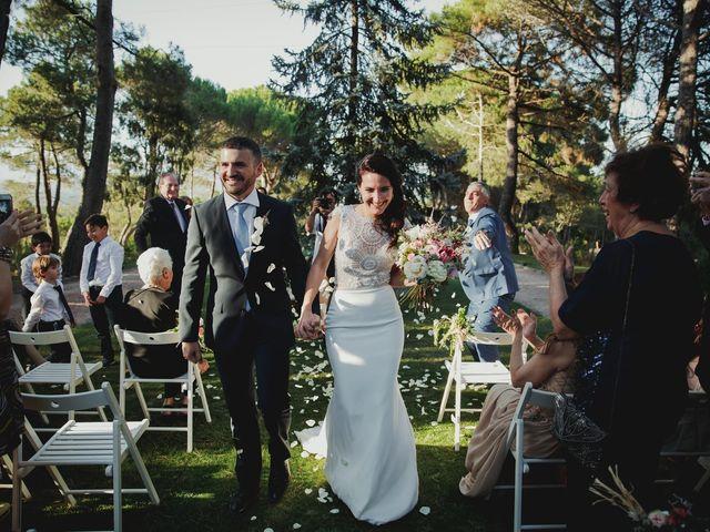 La boda de Fabio y Natacha en Galapagar, Madrid 118