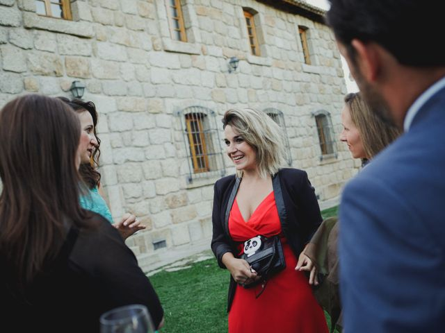 La boda de Fabio y Natacha en Galapagar, Madrid 119