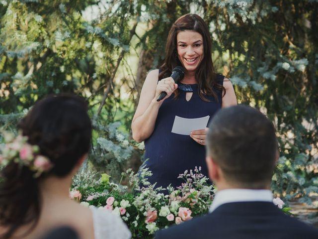 La boda de Fabio y Natacha en Galapagar, Madrid 121