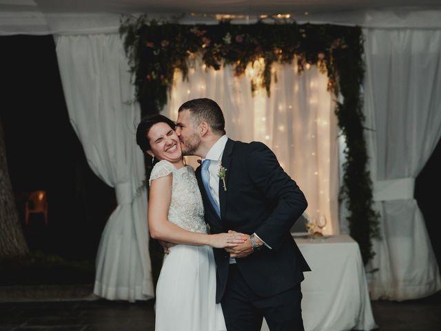 La boda de Fabio y Natacha en Galapagar, Madrid 122