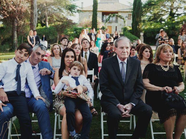 La boda de Fabio y Natacha en Galapagar, Madrid 129