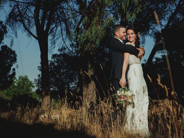 La boda de Fabio y Natacha en Galapagar, Madrid 130