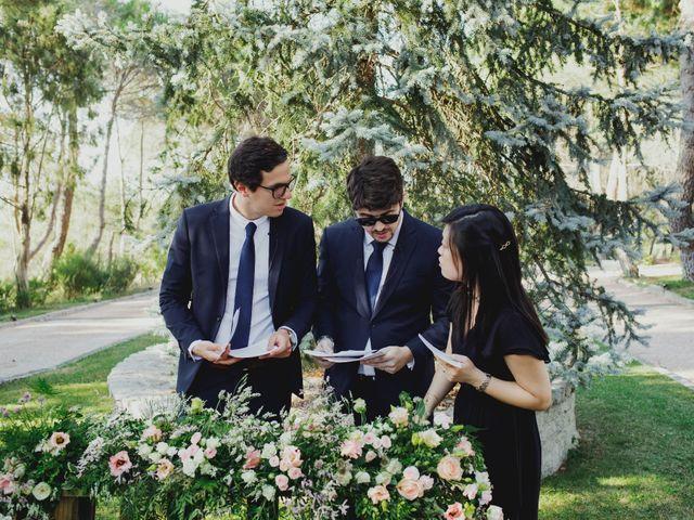 La boda de Fabio y Natacha en Galapagar, Madrid 131