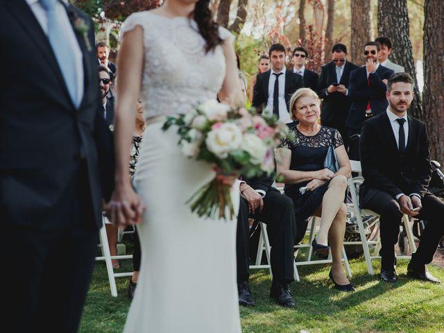 La boda de Fabio y Natacha en Galapagar, Madrid 133