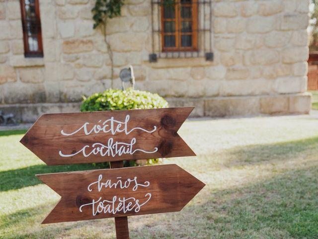 La boda de Fabio y Natacha en Galapagar, Madrid 139